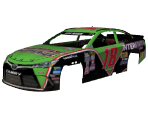 #18 Kyle Busch (Interstate Batteries Throwback)