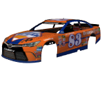 #83 Matt DiBenedetto (Orange Crush Soda Throwback)