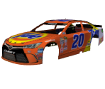 #20 Matt Kenseth (Tide Throwback)