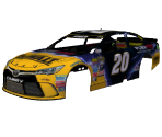 #20 Matt Kenseth (DEWALT FLEXVOLT)