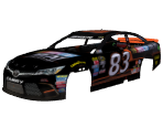 #83 Matt DiBenedetto (NASCAR Heat Evolution)