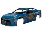#18 Kyle Busch (Banfield Pet Hospital)