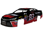 #83 Matt DiBenedetto (E.J. Wade Construction)