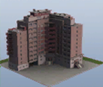 Apartment Building 001