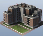 Apartment Building 002
