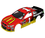 #1 Jamie McMurray