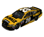 #20 Matt Kenseth