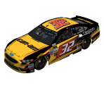 #32 Matt DiBenedetto (Atlanta)