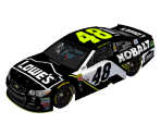#48 Jimmie Johnson (Las Vegas)