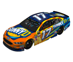 #17 Ricky Stenhouse Jr. (Atlanta)