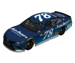 #78 Martin Truex Jr. (Kansas)