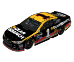#1 Jamie McMurray (Richmond)