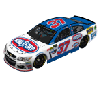 #37 Chris Buescher (Richmond)