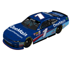 #1 Elliott Sadler