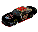 #89 Morgan Shepherd