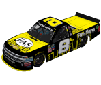 #8 John Hunter Nemechek