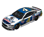 #4 Kevin Harvick (Darlington)