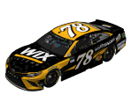 #78 Martin Truex Jr. (New Hampshire)