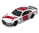 #00 Cole Custer (Darlington)