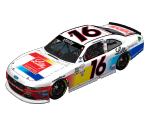 #16 Ryan Reed (Darlington)