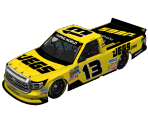 #13 Cody Coughlin (Atlanta)