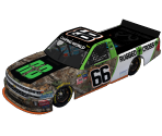 #66 Ross Chastain (Atlanta)