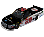 #29 Chase Briscoe (CTMP)
