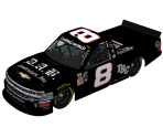 #8 John Hunter Nemechek (Martinsville)