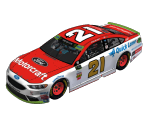 #21 Ryan Blaney (Chicagoland II)