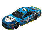 #4 Kevin Harvick (Dover II)