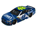 #48 Jimmie Johnson (Bristol)