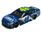 #48 Jimmie Johnson (Chicagoland II)