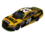 #20 Matt Kenseth (Chicagoland II)