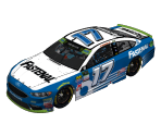 #17 Ricky Stenhouse Jr. (Chicagoland II)