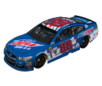 #88 Dale Earnhardt Jr. (Kansas)