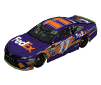 #11 Denny Hamlin (New Hampshire II)