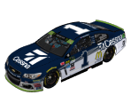 #1 Jamie McMurray (New Hampshire II)