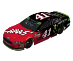 #41 Kurt Busch (New Hampshire II)