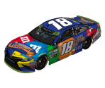 #18 Kyle Busch (New Hampshire II)