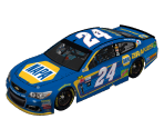 #24 Chase Elliott (Richmond)