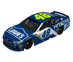#48 Jimmie Johnson (Texas)