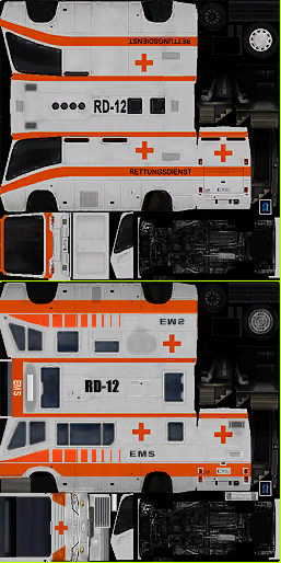 ICA Intensive Care Ambulance