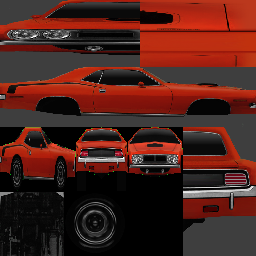 Muscle Car A
