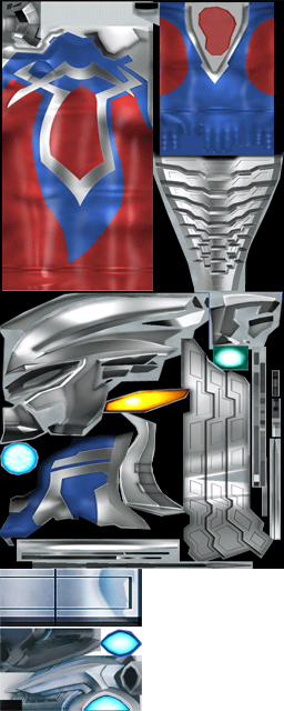 Ultraman All-Star Chronicle - Ultraman Zero