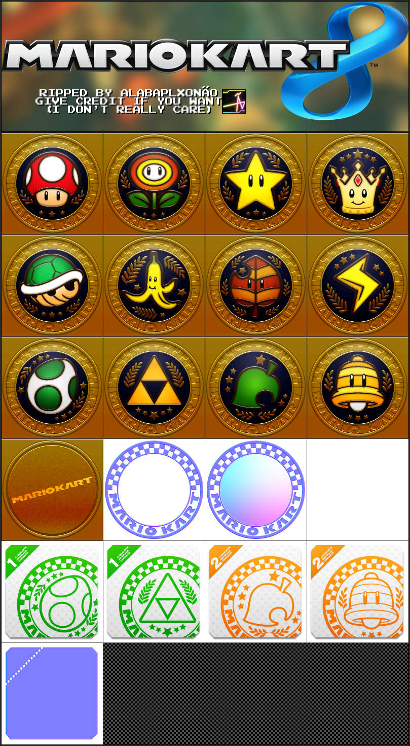 Cup Select Icons