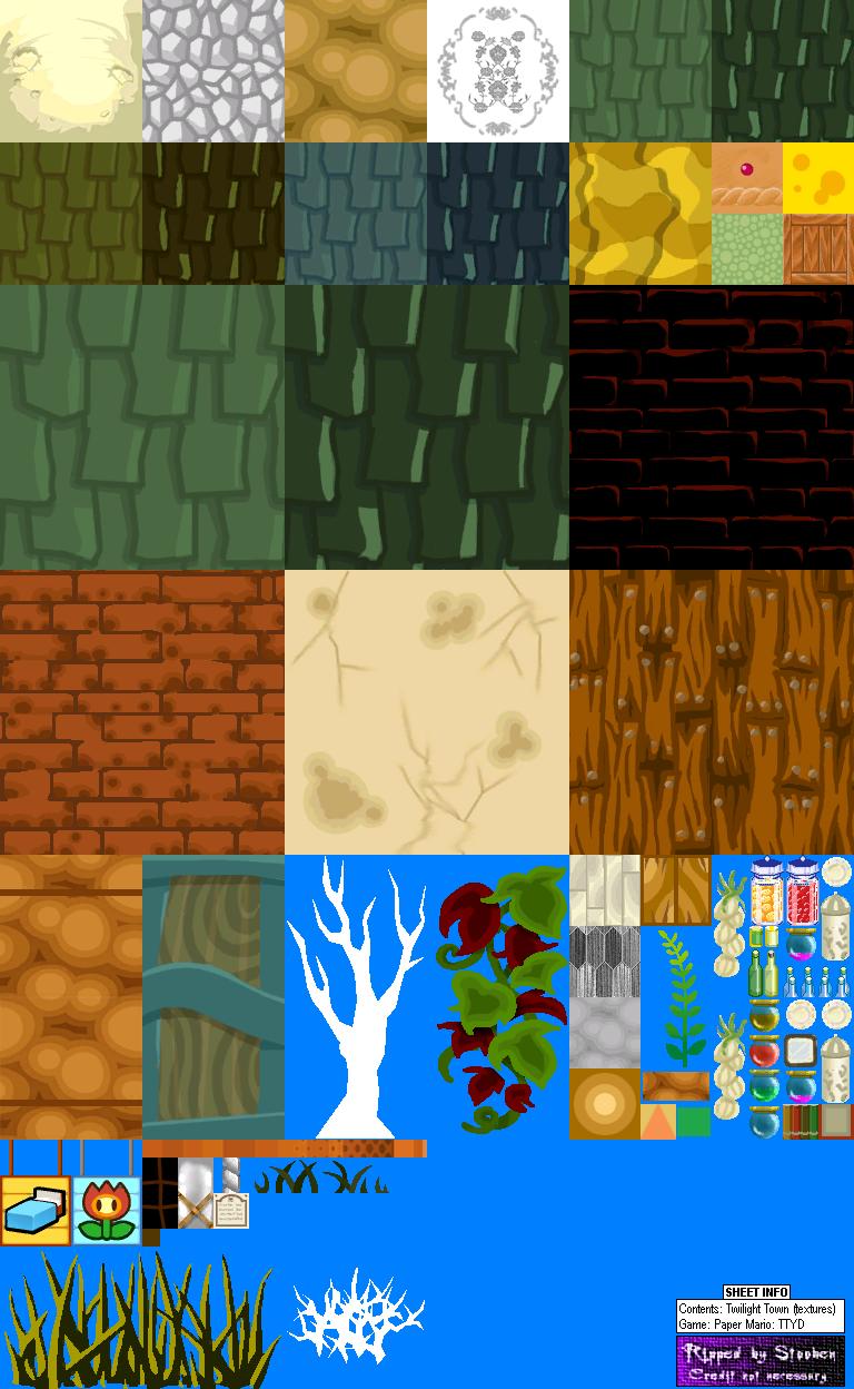 gamecube - paper mario  the thousand year door
